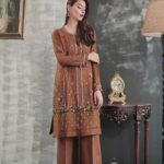 BROWN-STARDUST-Designer-Dress-In-Pakistan