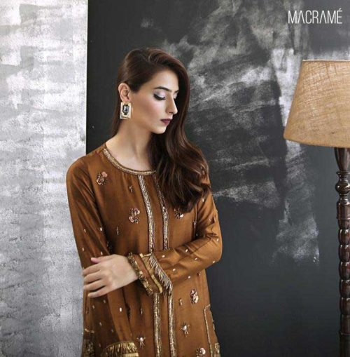 Stardust-Gold-Designer-Dress-In-Pakistan